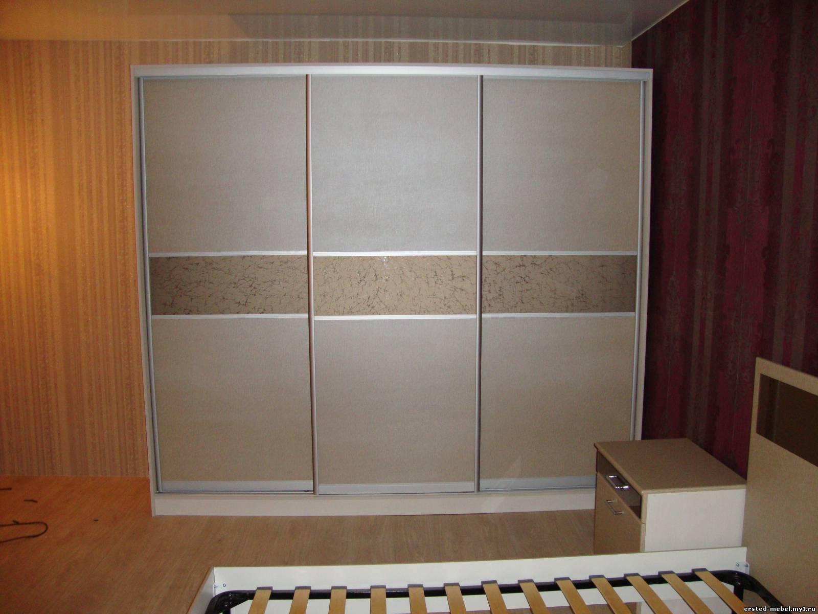 Шкафы - купе полносборные - наши работы - первая энциклопеди.